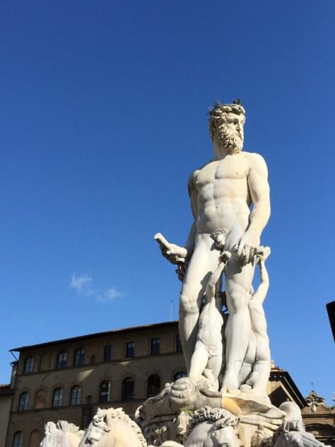 Ammannati's Fountain of Neptune