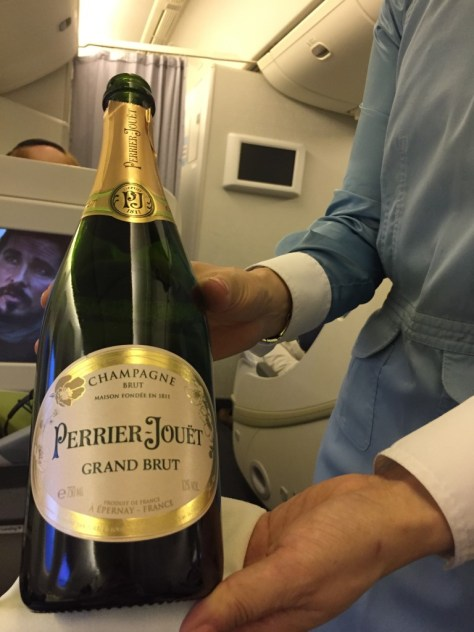 First Class Champagne