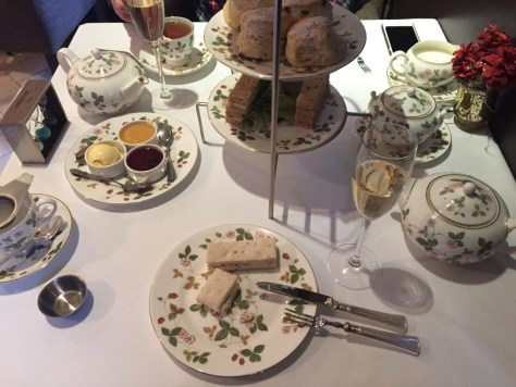 Millennium Mayfair afternoon tea