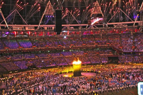 Opening Ceremony London Olympics