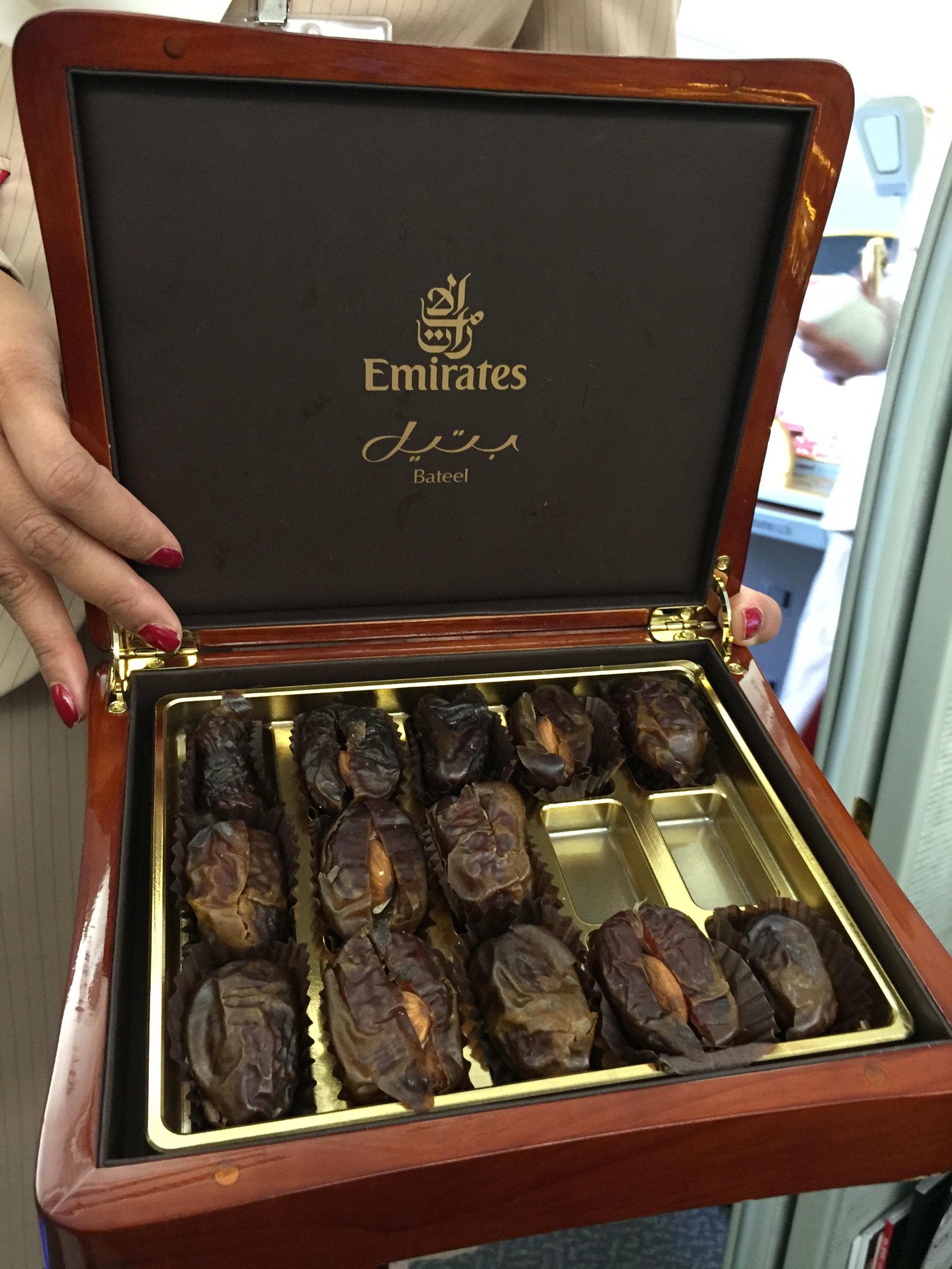 Emirates A380 First Class Washington Dulles To Dubai No