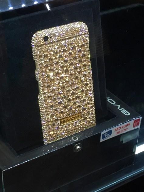 $2750 iPhone case