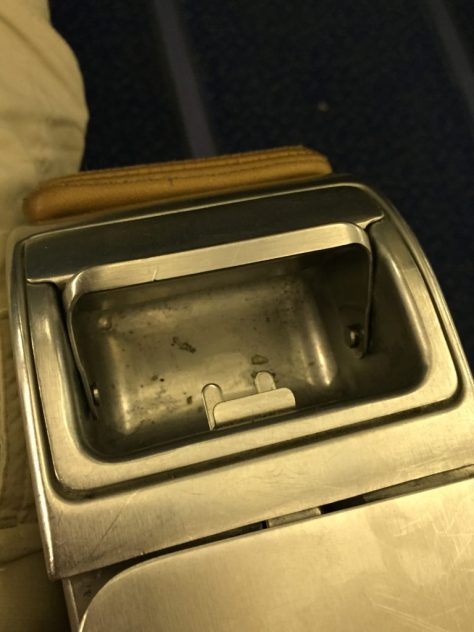 EgyptAir Ashtray