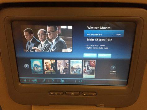 EgyptAir Movies