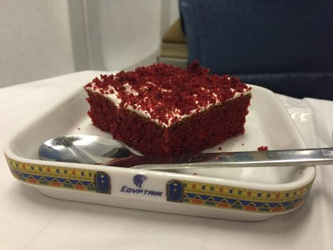 Red Velvet EgyptAir