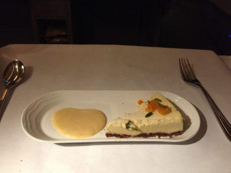 Emirates dessert