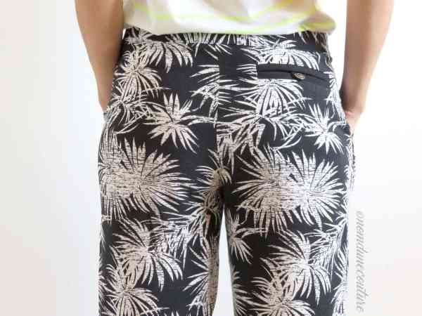 #TEST - ARTESANE Apprendre à coudre un pantalon Gilbert / Nom d'une couture !