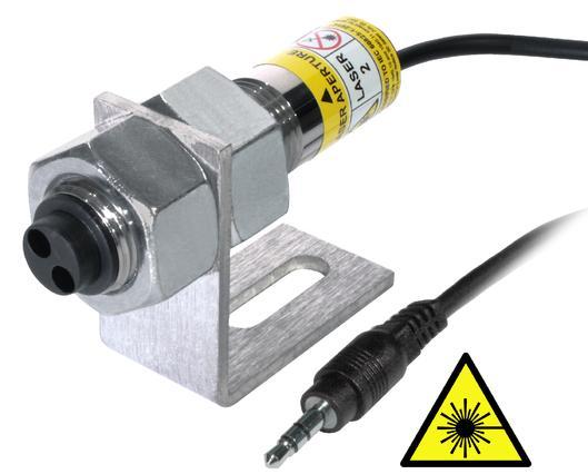 Pyörimisnopeus laseranturi ROLS P