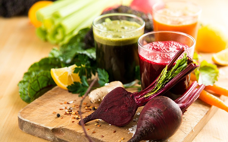 Vegetable Juice - Healthy Drinks to Lose Weight