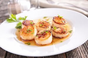 How Ready Are My Scallops?
