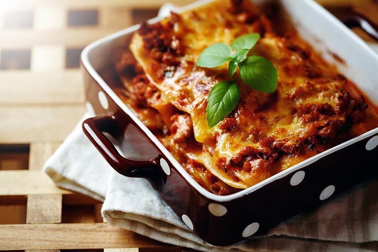 Leftover Lasagna Noodles