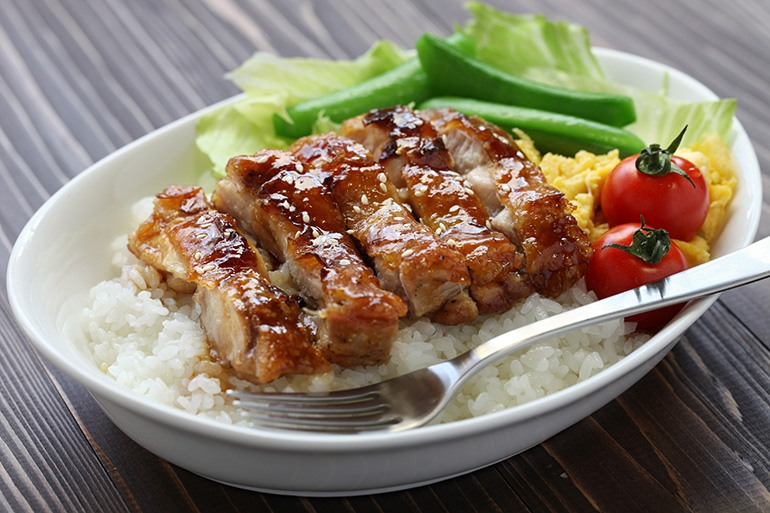 gluten free teriyaki sauce