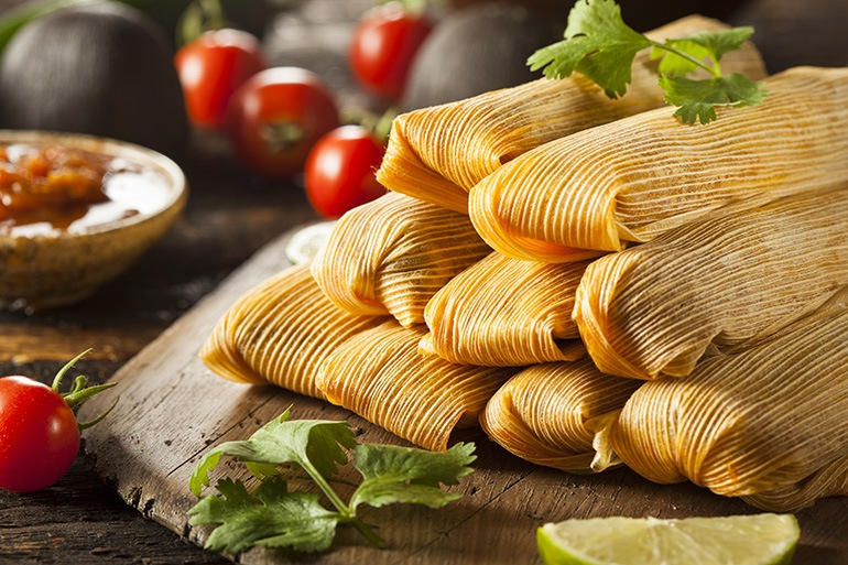 how to cook tamales