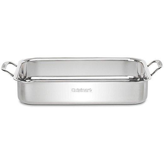 Cuisinart 7117-14RR Stainless Roasting Pan