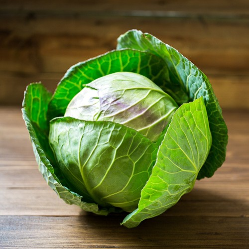 5.	Cabbage