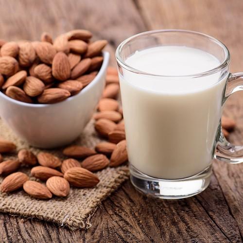 2.Almond Milk