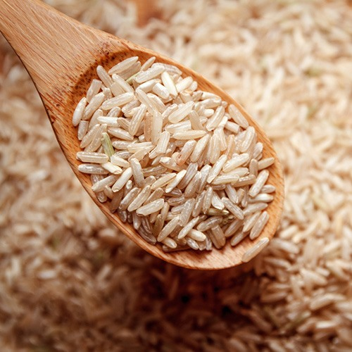 5.Brown Rice
