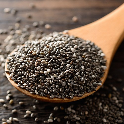 1.Chia seeds