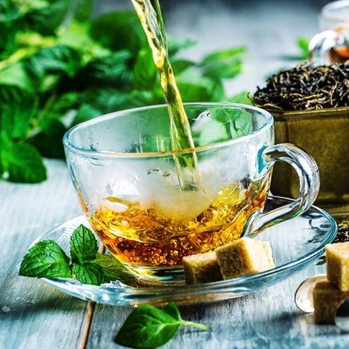 4.Mint Tea