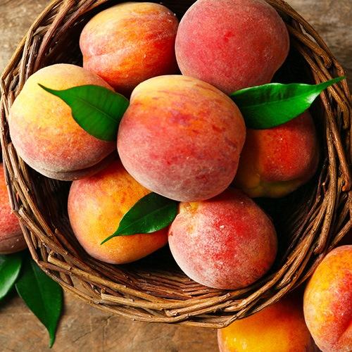 7.Peaches