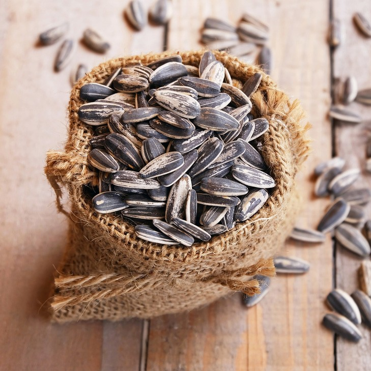 8.Sunflower seeds