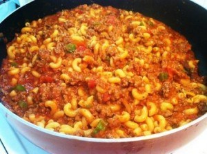 Healthy Zesty Goulash