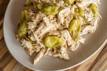 Keto Crock Pot Mississippi Chicken