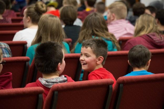 Pastors Kids Retreat 2015-16
