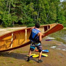 Wilderness Canoe Tripping