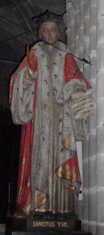 Saint Yves - Cathédrale de Tréguier