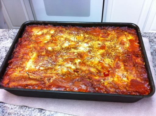 great resumes are built just like great lasagna