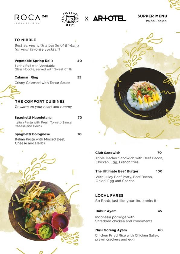 Roca Restaurant Artotel Sanur Best Restaurants Cafe In Bali Guide Bali Indonesian Restaurants And Food Guide Dining Eating Out Cafes Bars Cuisine Locations Review