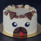 Hund Torte