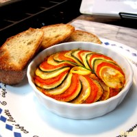 Meatless Monday: Remy's Ratatouille (Version I)
