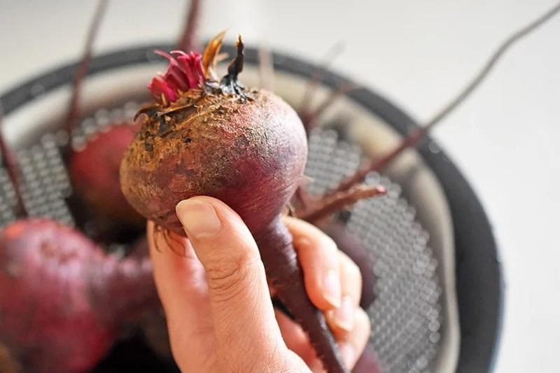 Instant Pot Beets by Michelle Tam http://nomnompaleo.com