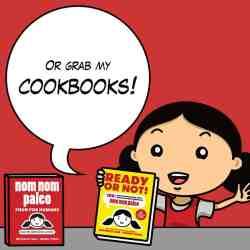 Nom Nom Paleo Cookbooks