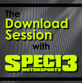 spec13 racing podcast download session