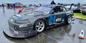 AJ Hartman Aero Mustang