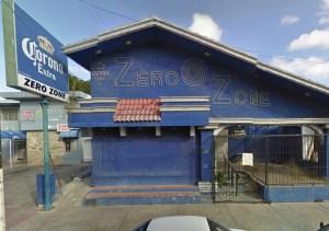 zerozonebar