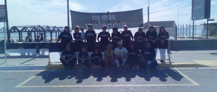Benefit Marathon in Puerto Madryn, Argentina