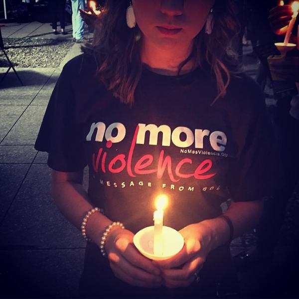 no more violence