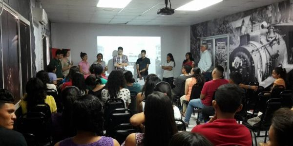 NMV Training in Progreso, Honduras