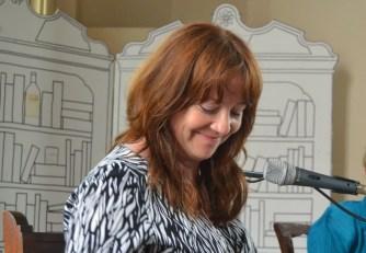Eimear McBride at Festial of Writing and Ideas, Borris