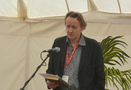 Launch of 'The Appleman and the Poet' by Hubert Butler by Roy Foster