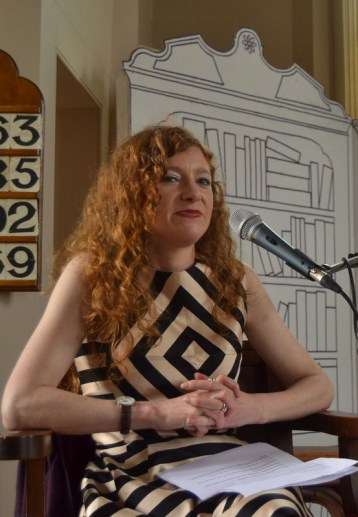 Sophie Gorman at Festival of Ideas, Borris