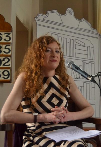 Sophie Gorman at Festival of Ideas, Borris