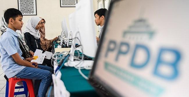 Terkendala Server Pusat, PPDB Online di Kukar Ditunda Sehari Masuk SMA Wajib Bebas Narkoba