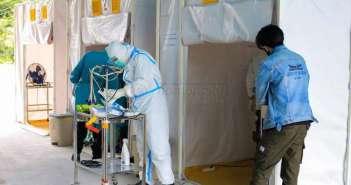 rumah sakit penuh Angka Kematian COVID-19 di Balikpapan Paling Tinggi