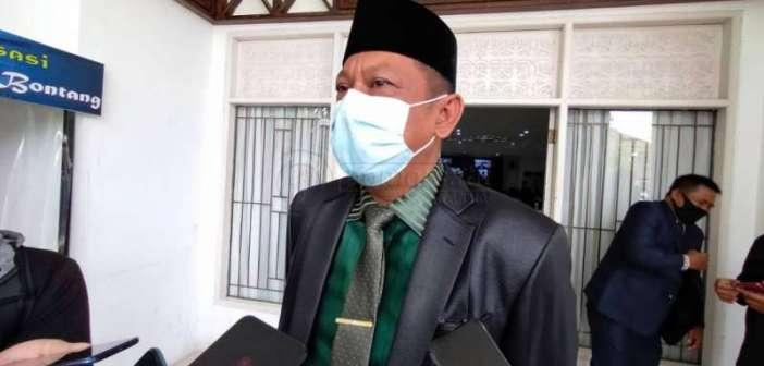 Wali Kota Bontang Imbau Pembagian Daging Kurban Tanpa Kantong Plastik Basri Rase Positif COVID-19, Jalani Karantina di Rumah Jabatan