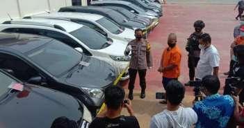 Waspada, 30 Unit Mobil bodong dan STNK Bodong Tersebar di Kubar-Mahulu